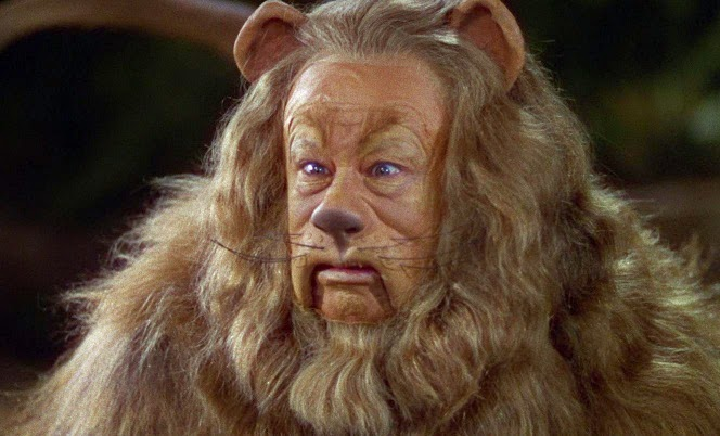 Real cowardly lion costume - photo#5