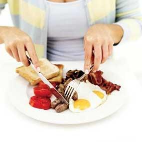 sarapan dengan esp shaklee