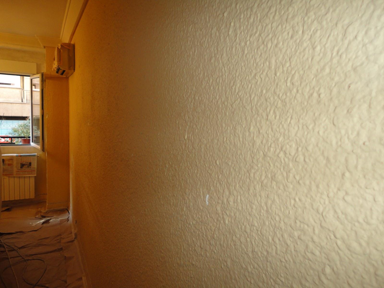Alisado de paredes gallery of alisado de paredes de gotel for Pintar paredes estucadas