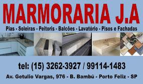 MARMORARIA J.A Pias - Soleiras - Peitoris - Balcões - Lavatórios - Pisos e Fachadas