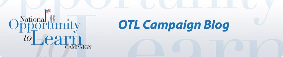 OTL Campaign Blog