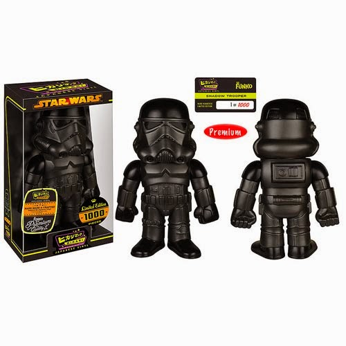 Shadowtrooper Star Wars Hikari Sofubi Vinyl Figure by Funko