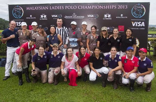 Malaysian Ladies Polo Championship 2013