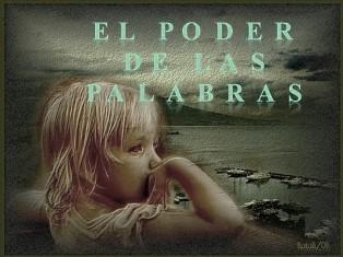 EL ETERNO PODER DE LAS PALABRAS