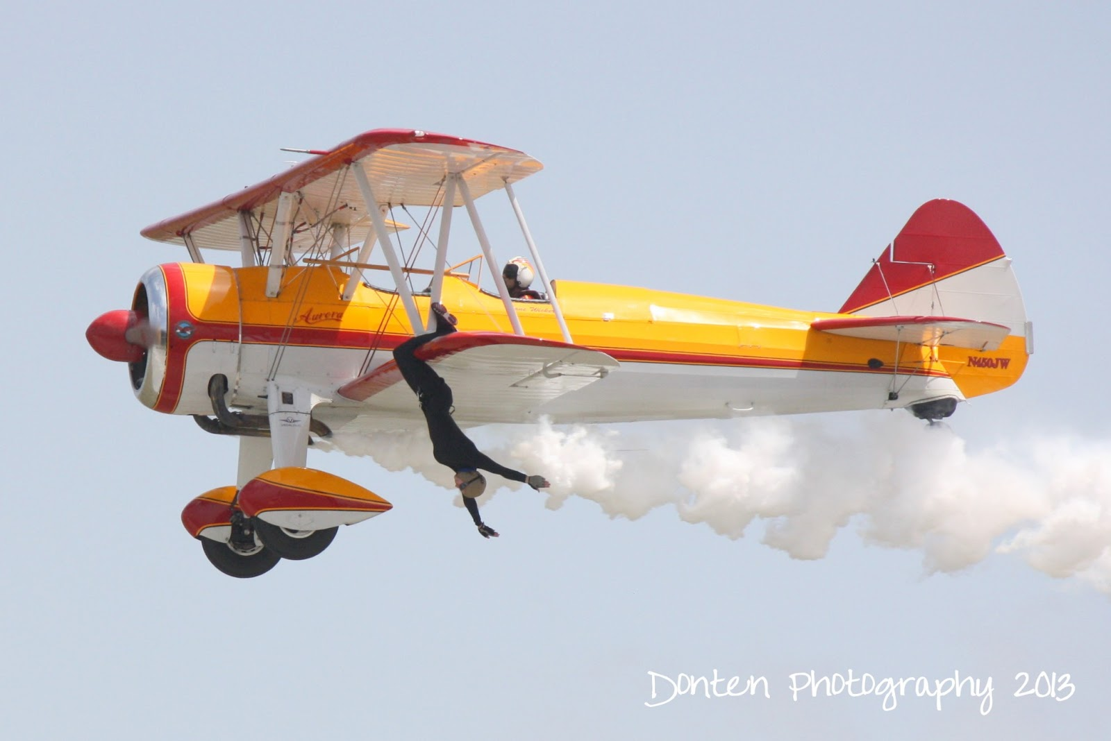 Photo of the Day: Jane Wicker - Wing Walker | Donten Photography
