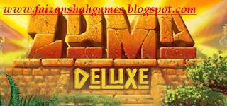Zuma deluxe game