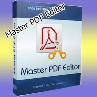 Master PDF Editor Crack Keygen Serial Number Free Download