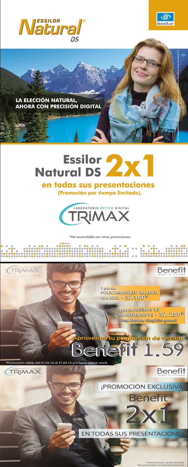 TRIMAX PROMO MARZO