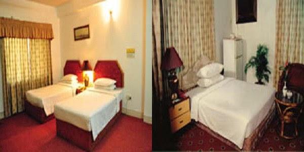 Room rates of Marino Hotel in Dhaka