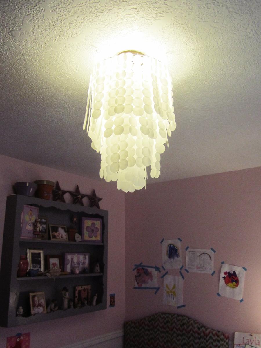 smartgirlstyle Master Bedroom Makeover Lighting