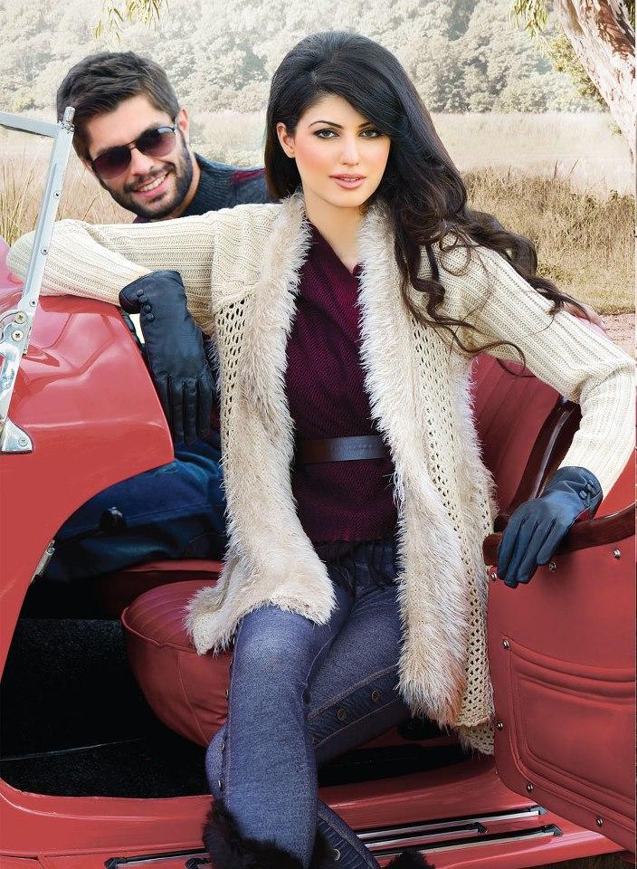 Bonanza Winter Garments Pakistan Latest Winter Sweater Collection