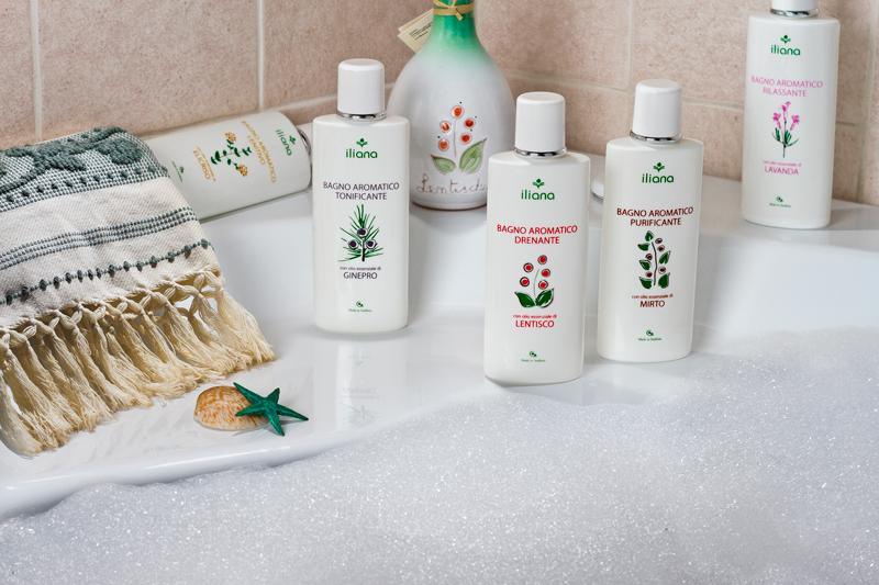 Iliana cosmetics Sardegna