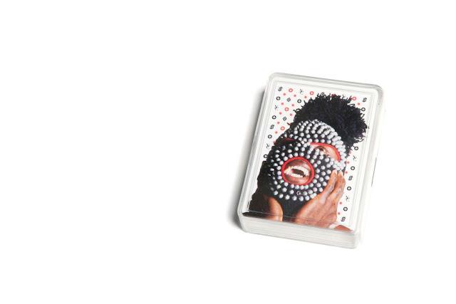 Rankdarbių suvenyrai - žaidimo kortos