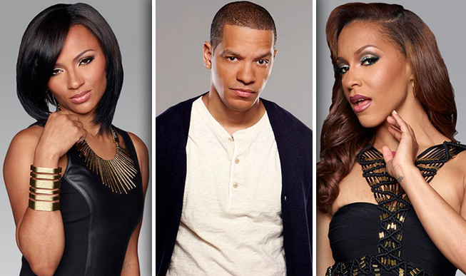 Tara Wallace, Peter Gunz and Amina Buddafly love triangle