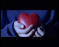 nunca habia tenido el corazon tan rojo, otto y ana, frases los amantes del circulo polar, frases de amor