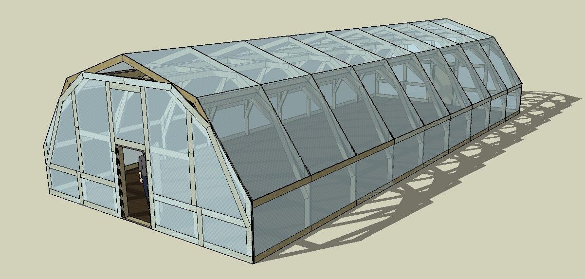 Ideas y proyectos 3d maquetas electr nicas Diseno de invernaderos pdf