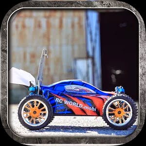 Real World RC Racing game by Kenzap Ltd