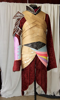 Lord Elrond hip armor pattern.