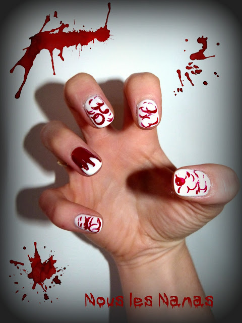 nail art sang