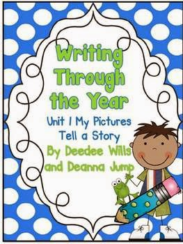 http://www.teacherspayteachers.com/Product/Writers-Workshop-Writing-Through-the-Year-Unit-1-Aligned-with-Common-Core-296695