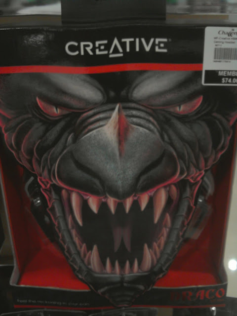 Creative Draco HS-850 Gaming Headset
