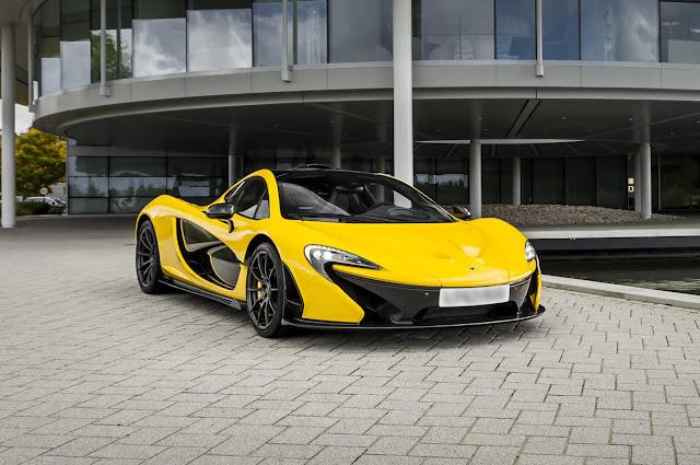 Top-Motor-Car-McLaren-P1