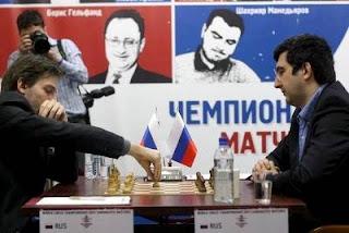 Echecs à Kazan : la demi-finale 100% russe entre Alexander Grischuk (2747) et Vladimir Kramnik (2785)
