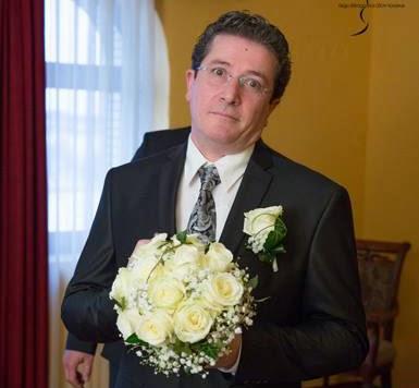 обличане на младоженец