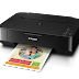 Infus Tinta Printer Canon Pixma MP237