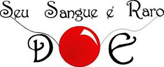Seu Sangue  Raro: Doe!