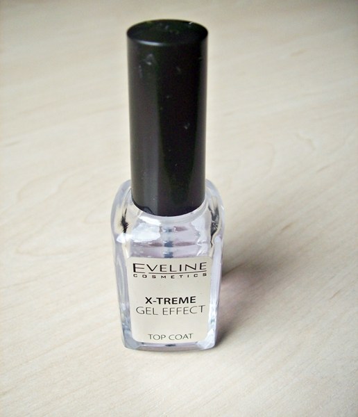 Top Coat Eveline X-Treme Effect