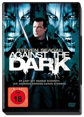 Poster Of Against The Dark 2009 UnRated 720p BRRip Dual Audio