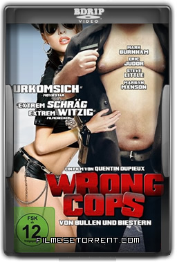 Wrong cops Torrent Dublado