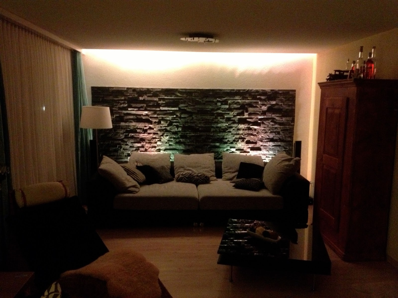 Wie Aus Einem Wohnzimmer Eine Chill Out Zone Wird