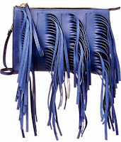 AmberAlert123's Top Pick: Marni 'Fringed Biker' Clutch