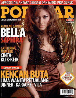 Kumpulan Foto Model Majalah Popular World