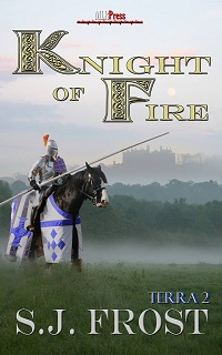 Knight of Fire - Terra series, Book 2