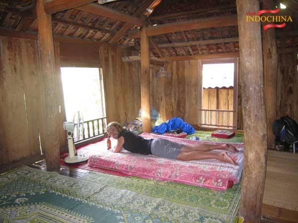 Homestay en Hoa Binh