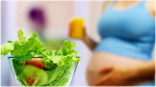 Makanan saat hamil