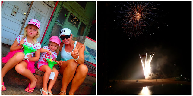 fireworks - My top 6 things to do with kids in Hawaii