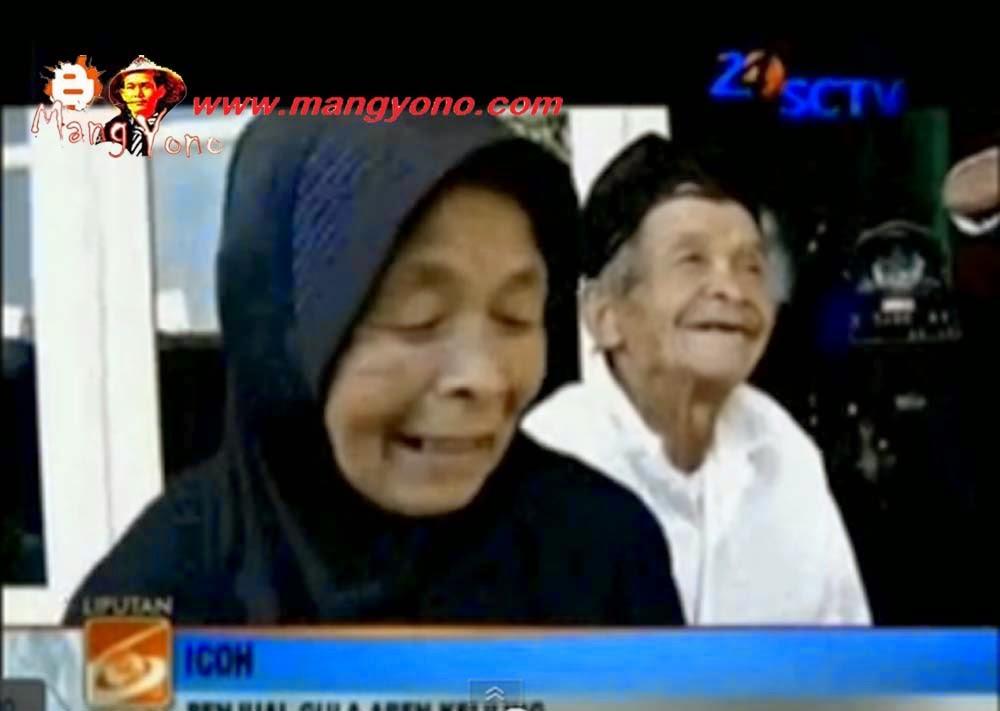 Mak Icoh  Penjual Gula Aren Keliling Naik Haji