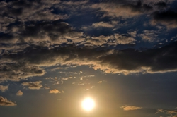 Helle Sonne...