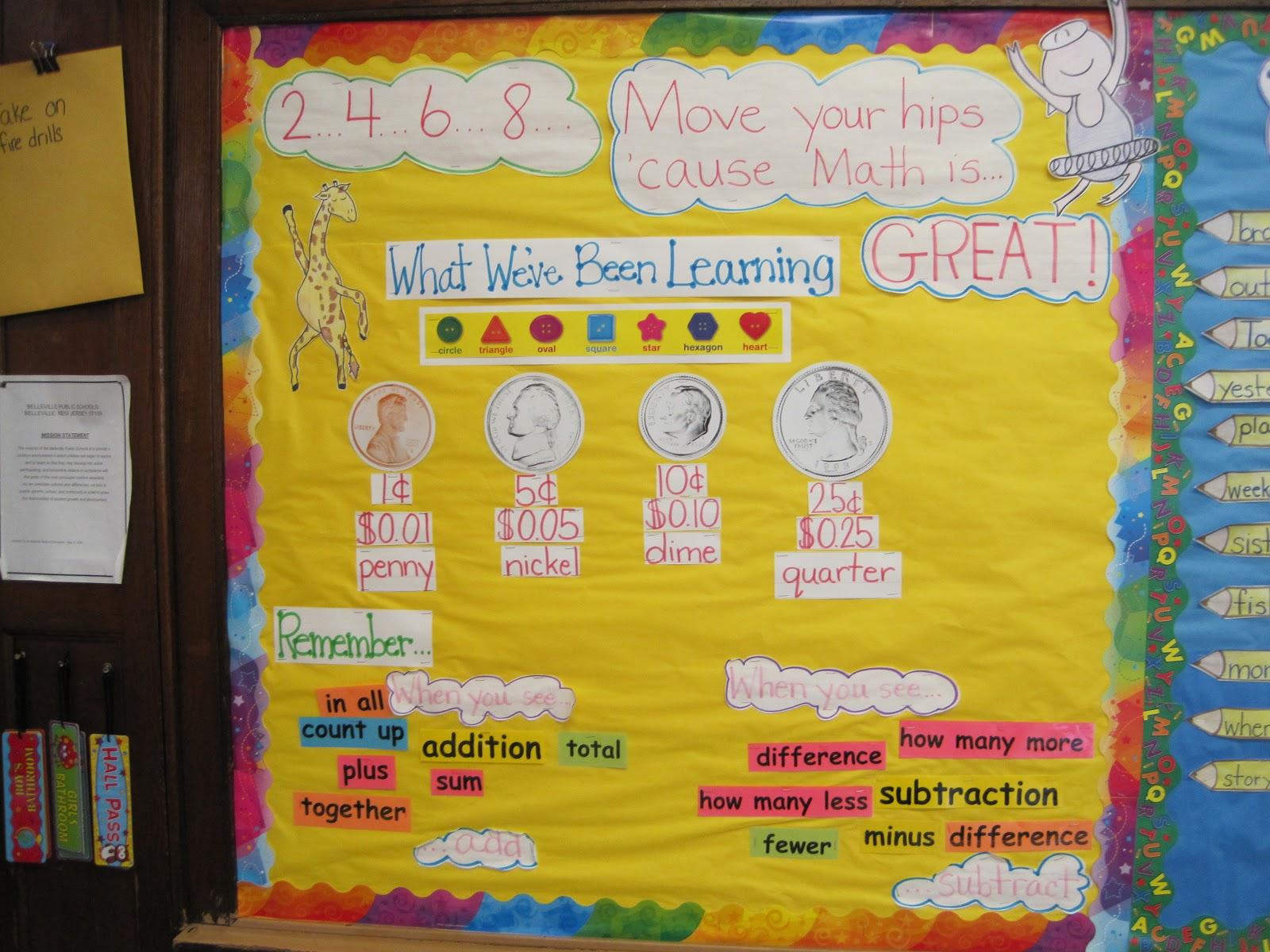 Mrs. Nacht\'s Kindergarten Korner: Bulletin Boards & Decorations