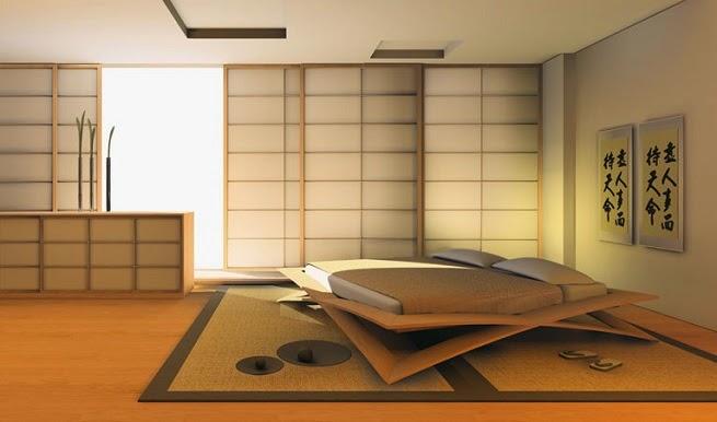 Zen Interieur Slaapkamer : La luz siempre debe ser sutil, indirecta ...