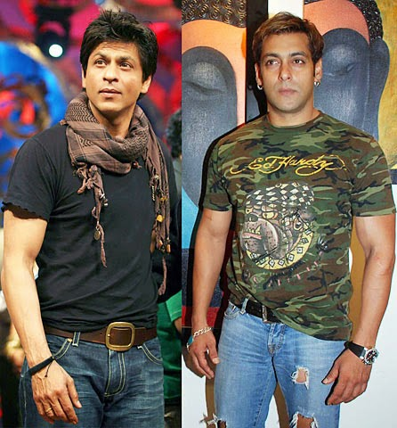 Shahrukh Khan Upcoming Film 'Fan' Beats Salman Khan 'Bajrangi Bhaijaan
