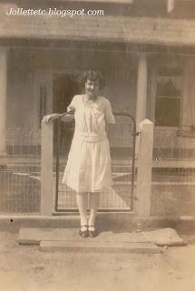 Velma Davis at 411 Sixth St, Shenandoah, VA 1922