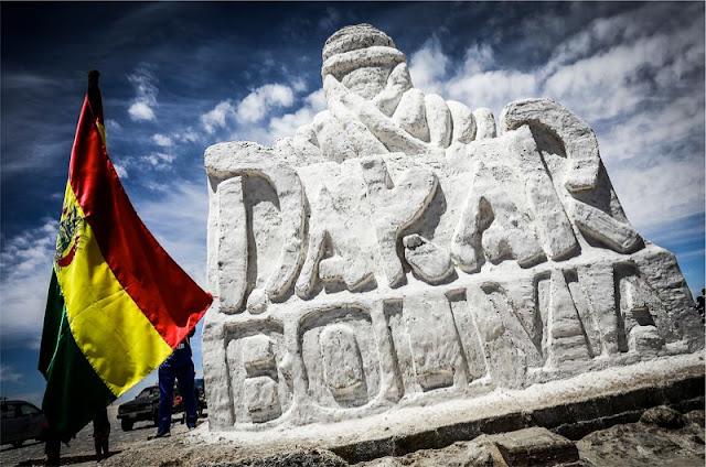 Las mejores imágenes del Dakar