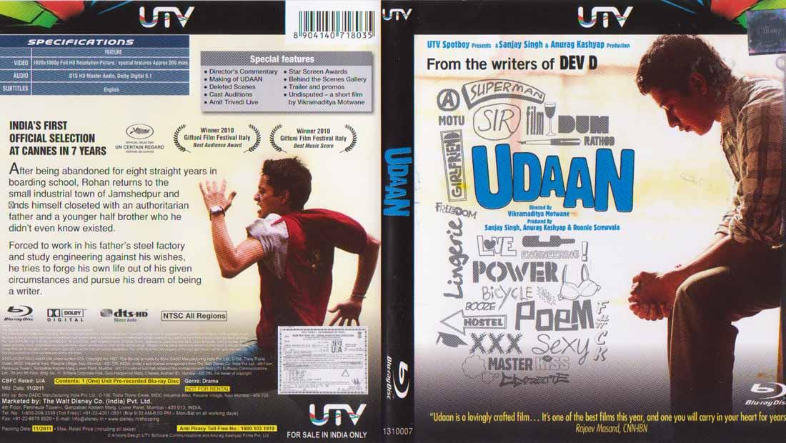 UDAAN (2010) con RAJAT BARMECHA + Jukebox + Sub. Español 1326489126udaan-hindi-blu-ray