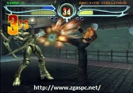 Free Download Games Bloody Roar 4 PCSX2 ISO For PC Full Version ZGASPC