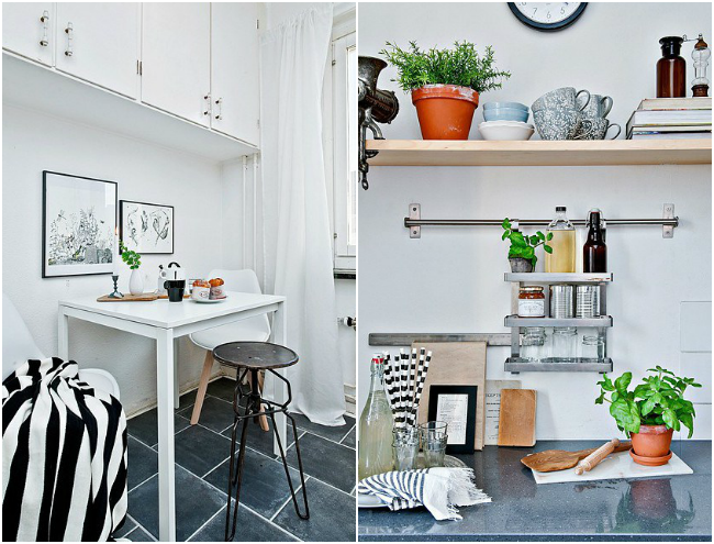 decorar piso pequeño estilo nórdico